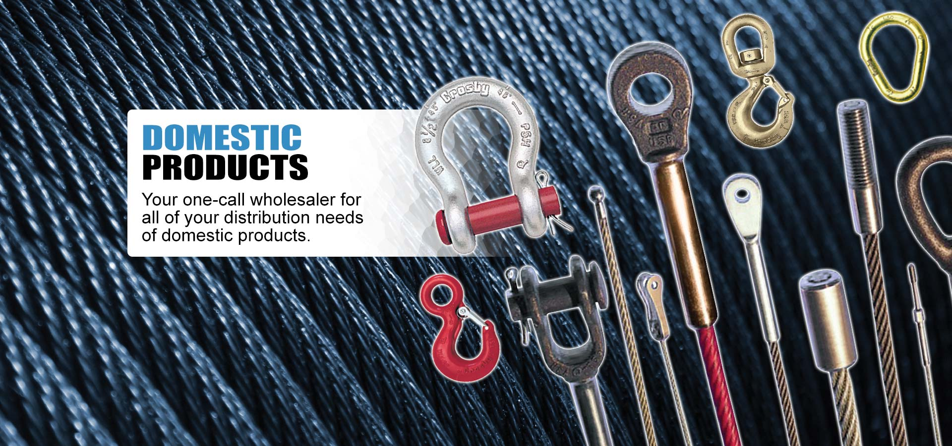 Indusco Domestic Lifting & Rigging Products