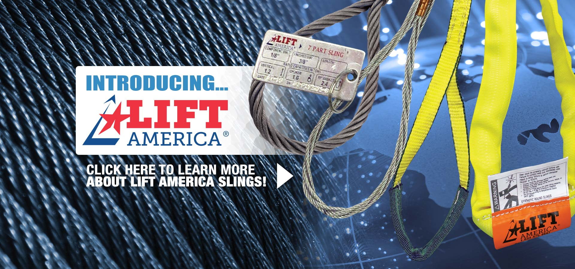 Lift America Lifting Slings