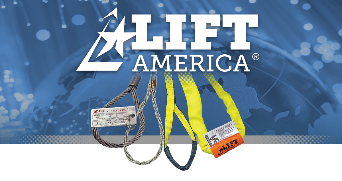 Lift America Lifting Sling Products