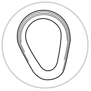 Indusco Links & Rings Icon