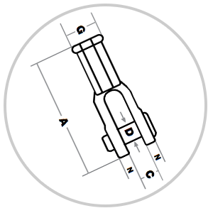 Indusco Sockets Icon