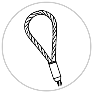 Indusco Wire Rope Slings Icon